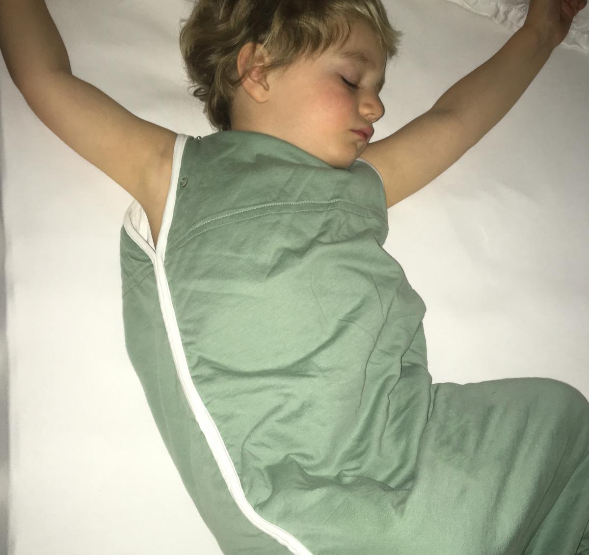 organic baby sleeping bags for all night comfort