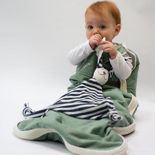 organic baby comforter for comfort